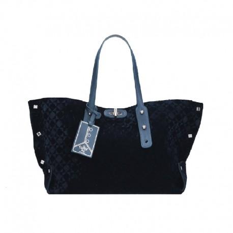 TWIST BAG HPO ANASTASIA SHOP M 1WTWEO PV0067 BLU
