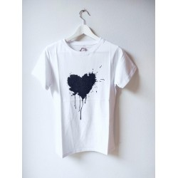 Tee Time 42098 cuore bianco